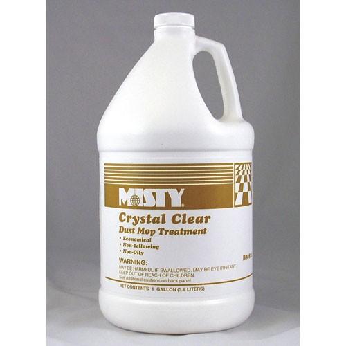 MISTY CRYSTAL CLEAR DUST MOP TRTMNT GL 4