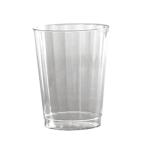 CLASSIC CRYSTAL FLUTED TUMBLER TALL 10 OZ  12/20'S