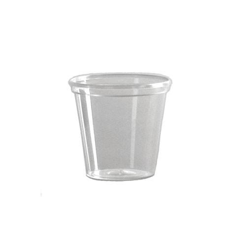 COMET PORTION CUP/SHOT GLASS CLR 2 OZ 50/50'S