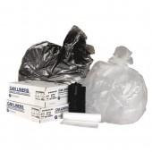 Inteplast Liner Roll 60 GL 19 Micron,  6 Rolls per Case, 25 Bags per Roll