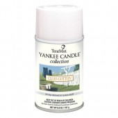YANKEE CANDLE MET AIR FRESH 6.6 OZ ARSL CLEAN CTTN 12
