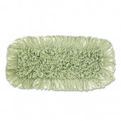 ECHO LOOPED END DUST MOP RFL 24X5 GRN 12