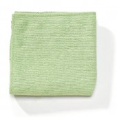 MICROFIBER CLEANING CLOTH 12X12 GRE