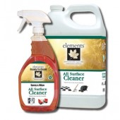 MISCO - Elements All Surface Cleaner - Case (4) 1 Gal. Containers